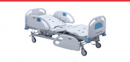 Five-Function Aluminium Electric Care Bed KY420LD-57