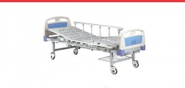 Double-Rocker Manual Care Bed KY211S-32