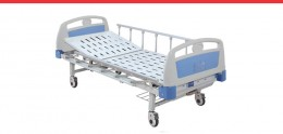 Single-Rocker Manual Care Bed KY105S-32