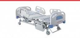 Three-Function Luxurious Electric Care Bed KY306D-53