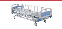 Triple-Rocker Manual Care Bed KY303S-32